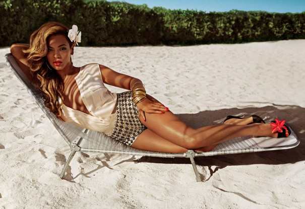 Beyonce-HM-campaign