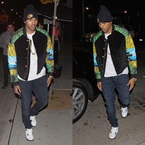 Chris-Brown-versace-for-hm-bomber-printed-jacket-Air-Jordan-Retro-4-Sneakers-9_large[1]