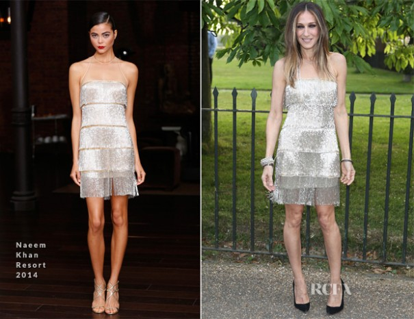 Sarah-Jessica-Parker-In-Naeem-Khan-The-Serpentine-Gallery-Summer-Party